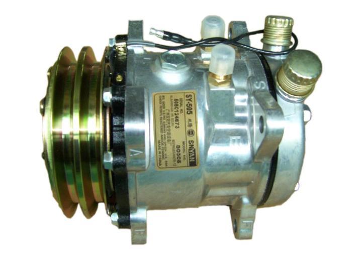 sy505通用-汽车空调压缩机-增城市金峰汽车空调配件厂