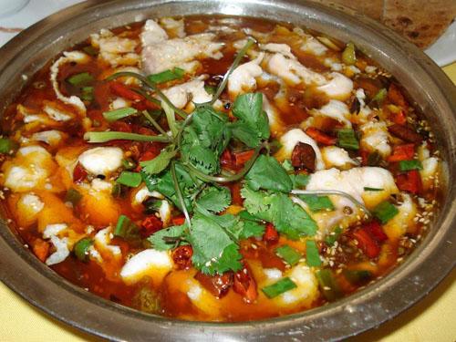 p; 酸菜鱼