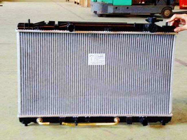 发电机组,重卡,汽车,工程机械,空压机 设备配套的散热器 发电机高清图片