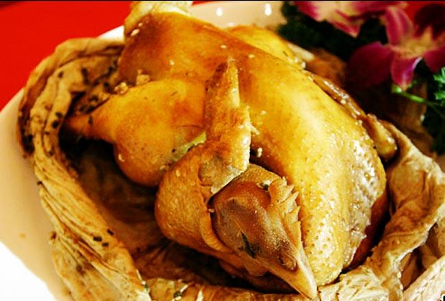 彩泥制作鸡