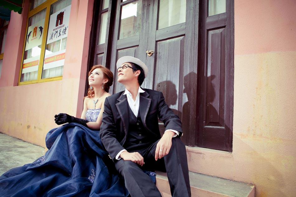皇室米兰婚纱摄影 广州增城 遇见爱情 中山影视城